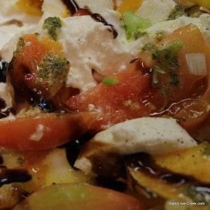 Caprese Salad by Mia Sebastiani