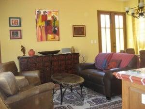 Loreto Bay home interior