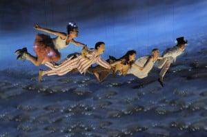 Flight to Neverland