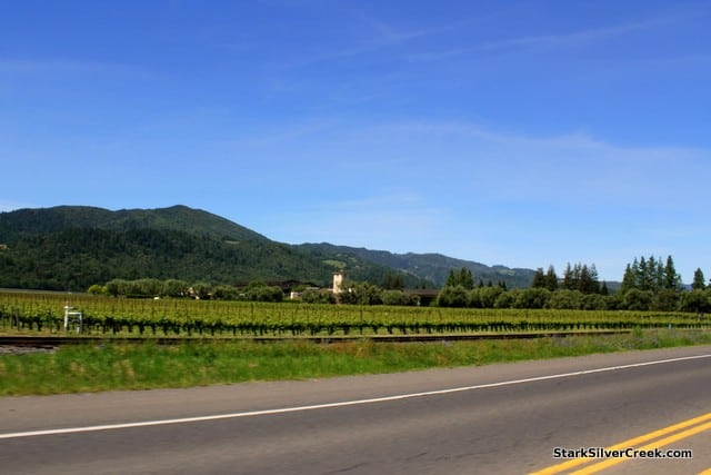 Highway 29 in Napa: Did the Sharks play the perfect road game at home in game two against Detroit?