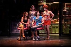 Sabrina Sloan, Isabel Santiago, Arielle Jacobs & Genny Lis Padilla  National Tour  Photo by Janet Macoska