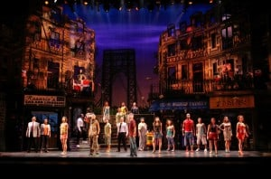In The Heights San Francisco SHN Broadway
