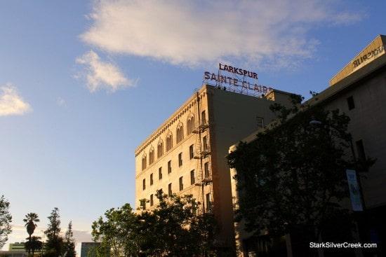 Larkspur Sainte Claire Hotel San Jose