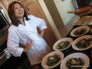Loni's  California Kitchen recipes