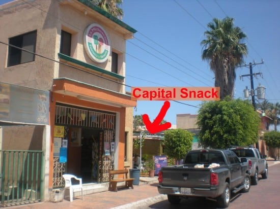 Michoacana and Capital Restaurant