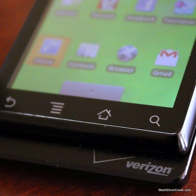 Motorola Droid on Verizon