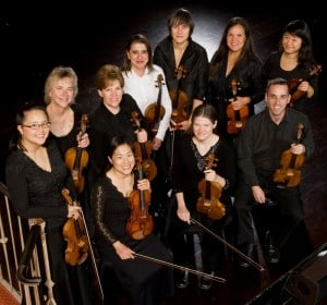 New Century Chamber Violin Group