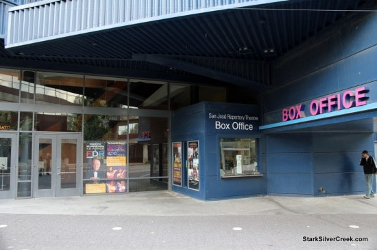 San Jose Rep box office