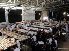 Behind-the-scenes at Star Chefs and Vintners Gala