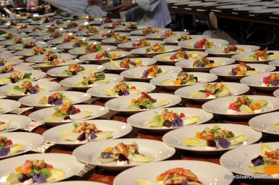 Star Chefs Gala Meals on Wheels SF