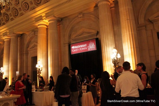 Toast of the Town 2010 San Francisco Wine Enthusiast