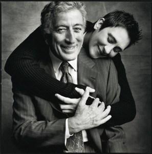Tony Bennett and kd lang, 2010 Black & White Ball