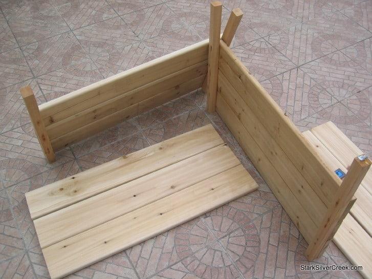 Vegetable Planter Box Diy Inspiration From T Bone Stark Insider