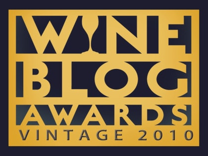 Wine Blog Awards Vintage 2010