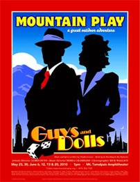 Guys and Dolls, Mountain Play