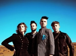 Neon Trees takes LCL main stage on June 25th