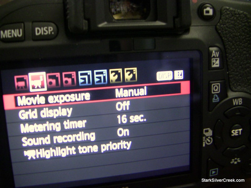 canon eos dslr cameras 5 tips for shooting video stark insider rh starkinsider com Canon T5 canon 550d manual video settings