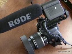 Canon T2i DSLR video tips