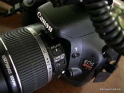 Canon T2i Video Rode Videomic