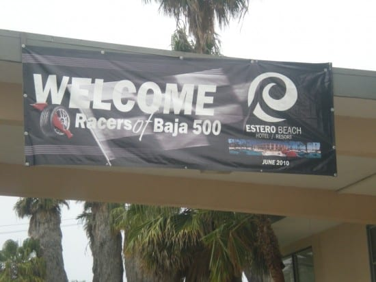 Welcome Racers Baja 500