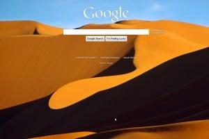 Google's impression of PC wallpaper