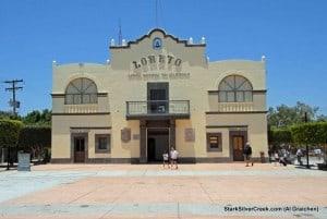 Loreto Baja June Update, City Hall