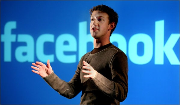 Mark Zuckerberg CEO Facebook