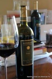 Merriam Vineyards Merlot