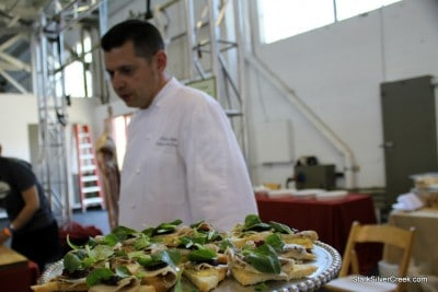 """Chris Jones, executive chef The Girl & The Fig, talks """"nose to tail"""""""