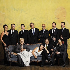 Pink Martini performed at Davies Symphony Hall