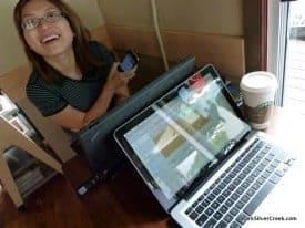 Starbucks in Kona, Hawaii... or is that San Jose?