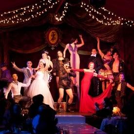 Teatro Zinzanni: Love, Chaos & Couture