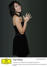 Yuja Wang - photo credit Felix Broede