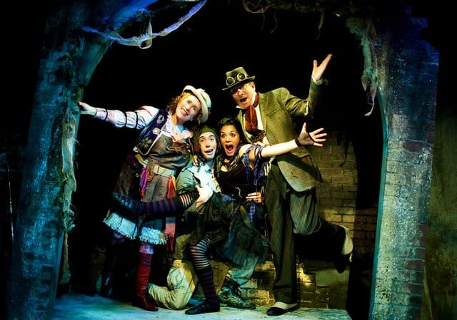 The Fantasticks, SF Playhouse 7