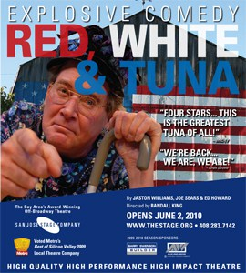 Red, White & Tuna at The Stage