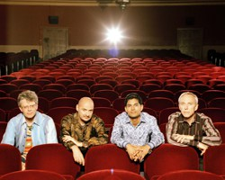 Kronos Quartet, Cal Performances