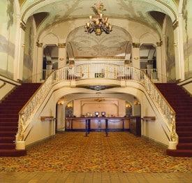 Fox Theatre, Lobby