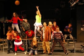 Rent, City Lights Theatre Company, San Jose
