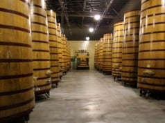 Barrel Room Concannon Vineyar, Livermore