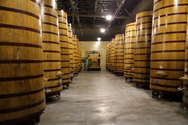 Barrel Room Concannon Vineyar, Livermore