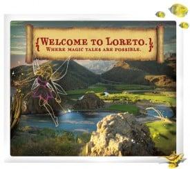Welcome to Loreto