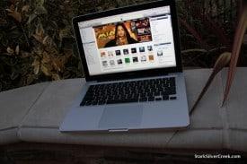 MacBook Pro display trumps little red nub