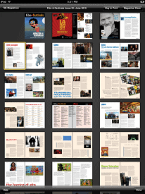 MagCloud Store: Magazines available for iPad