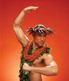 Dancer: Ryan Fuimaono | Photographer: Lin Cariffe