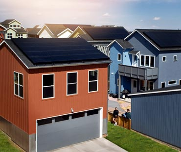 SunPower solar residential
