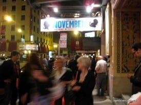 November American Conservatory Theater San Francisco