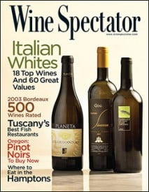 James Suckling leaves Wine Spectator magazine