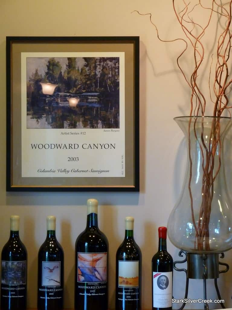 Unplanned Visit To Woodward Canyon Winery Stark Insider