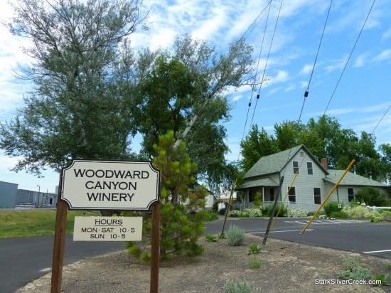 Woodward Canyon Winery Walla Walla