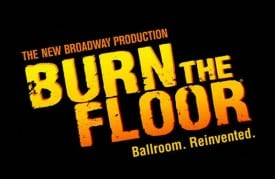 Broadyway San Jose Burn the Floor